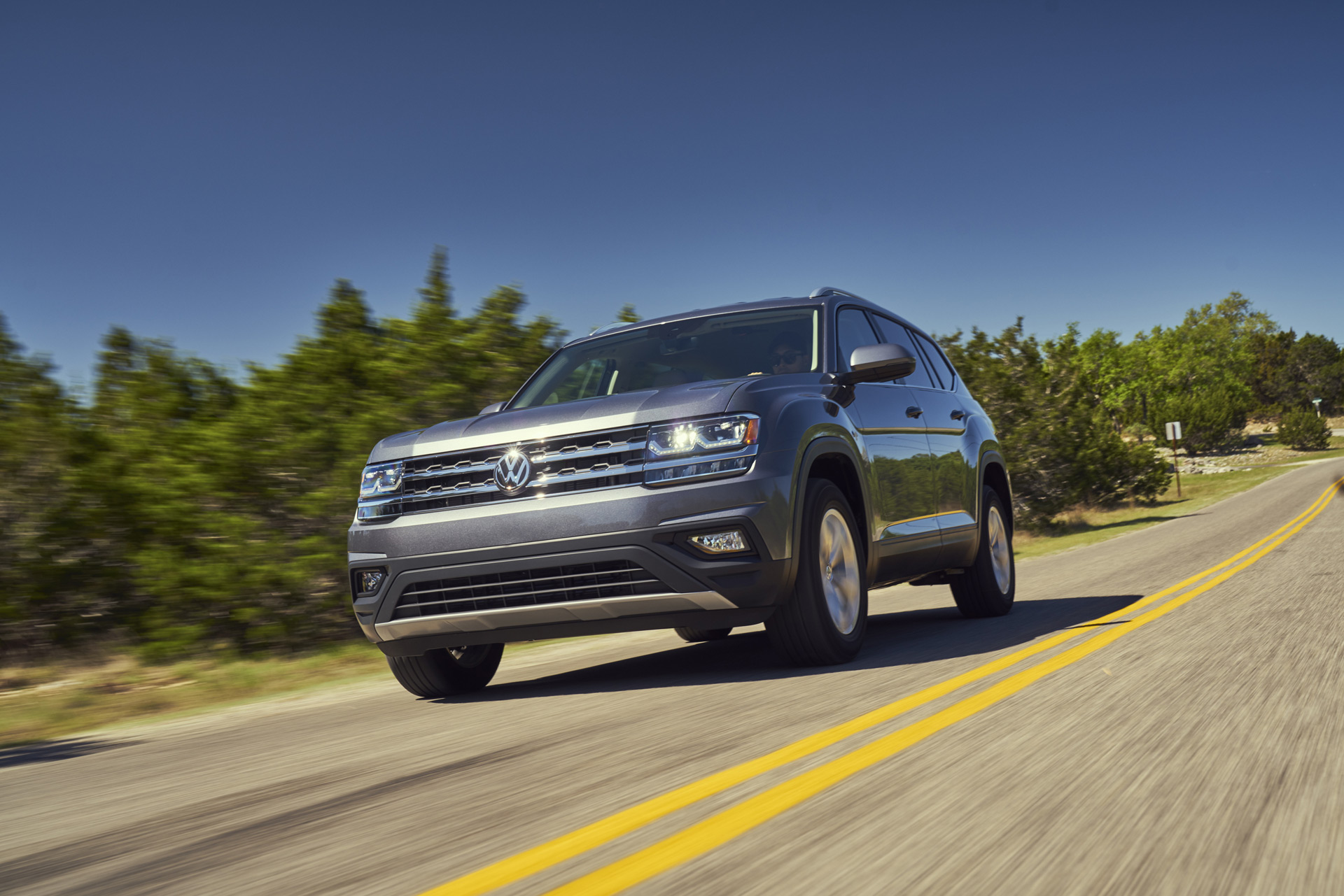 2018 VW Atlas priced from $31 425