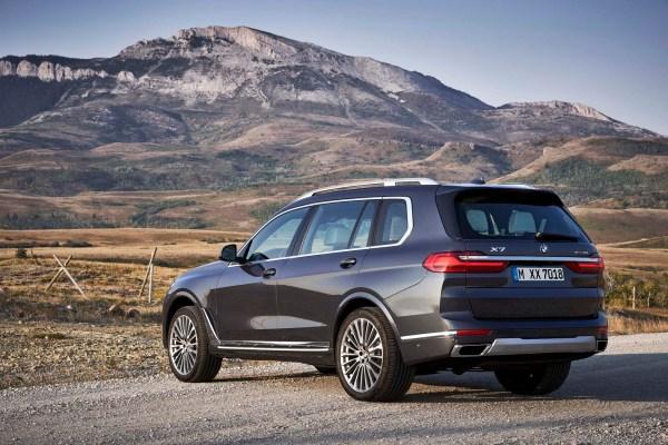 2019 BMW X7, 2019 Audi A8, Iranian Lamborghini: Car News ...