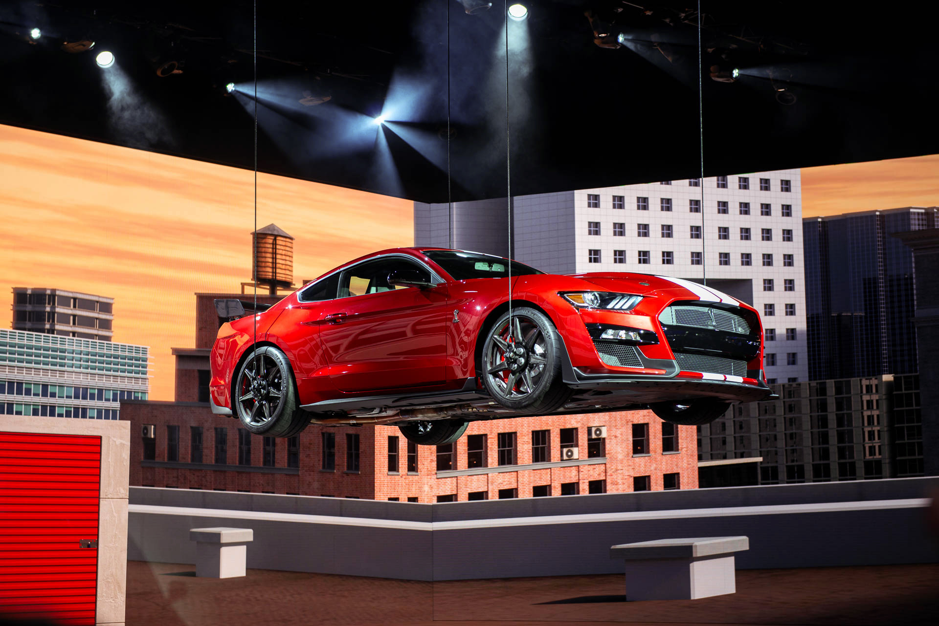 2019 Detroit Auto Show In Pictures The Trucks Suvs