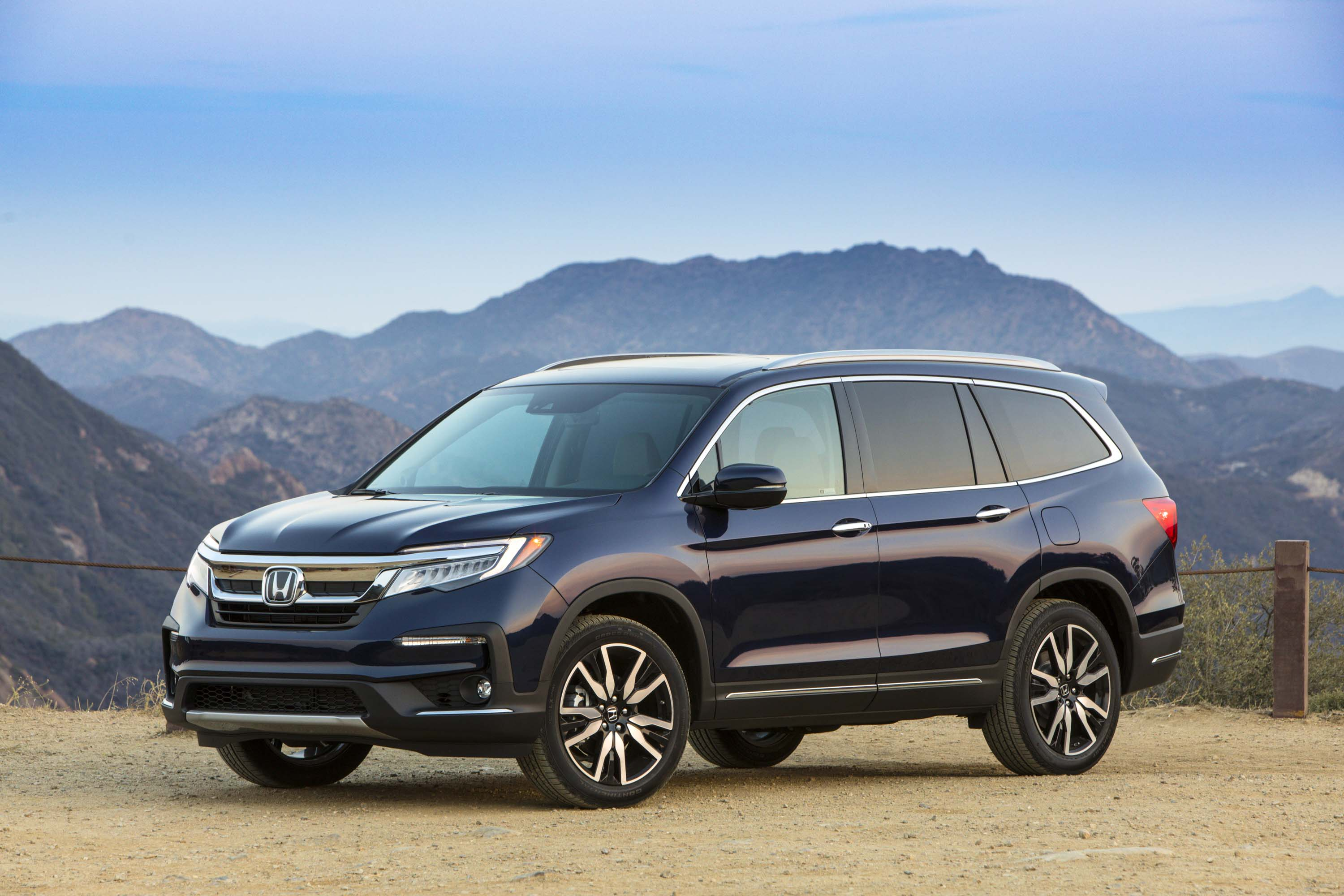 2019 Honda Pilot First Drive Soft Roading For The Whole