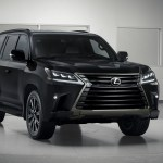 2019 Lexus Lx Inspiration Bundles Black Out Looks Exclusive Luxury Touches