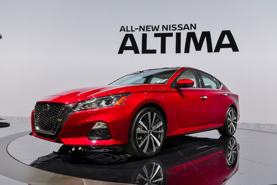 2019 nissan altima review, ratings, specs, prices, and photos