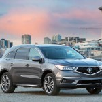 2020 Acura Mdx Review Ratings Specs Prices And Photos The Car Connection