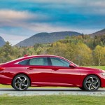2020 Honda Accord Sedan Arrives With 150 Price Bump In Most Models Over Last Year