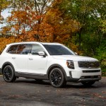 2020 Kia Telluride Review Ratings Specs Prices And Photos The Car Connection