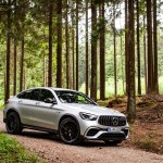 First Drive Review Keep The 2020 Mercedes Amg Glc 63 S Out Of My Backyard And Put It In My Driveway