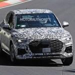 2021 Audi Q5 Sportback Spy Shots New Coupe Like Suv To Join Audi Fold