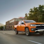 2021 Chevrolet Colorado Mid Size Truck Updated With A New Trim New Packages And A Heavy Duty Look