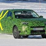 2021 Opel Mokka Spy Shots