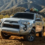 2021 Toyota 4runner Updated Trail Editions Return And Trd Pros Get Spacey