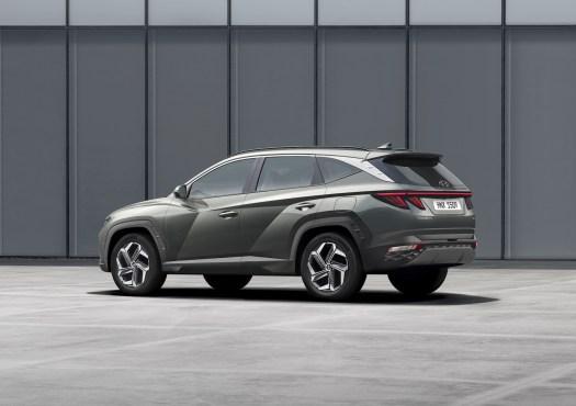 2022 Hyundai Tucson: Hybrid, plug-in hybrid versions heat ...