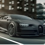 For Lovers Of Black Special Bugatti Chiron Honors La Voiture Noire