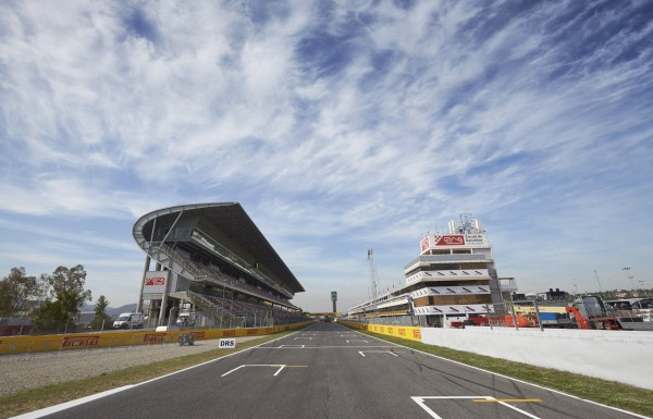 2015 Formula One Spanish Grand Prix Weather Forecast