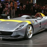 Ferrari 812 Superfast Based Monza Speedsters Debut In Paris First Of New Icona Series