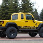 Jeep Wrangler Unlimited Jk 8 Pickup Conversion Package Priced At 5 499