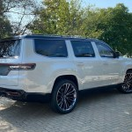 5 Things To Know About The Jeep Grand Wagoneer Concept