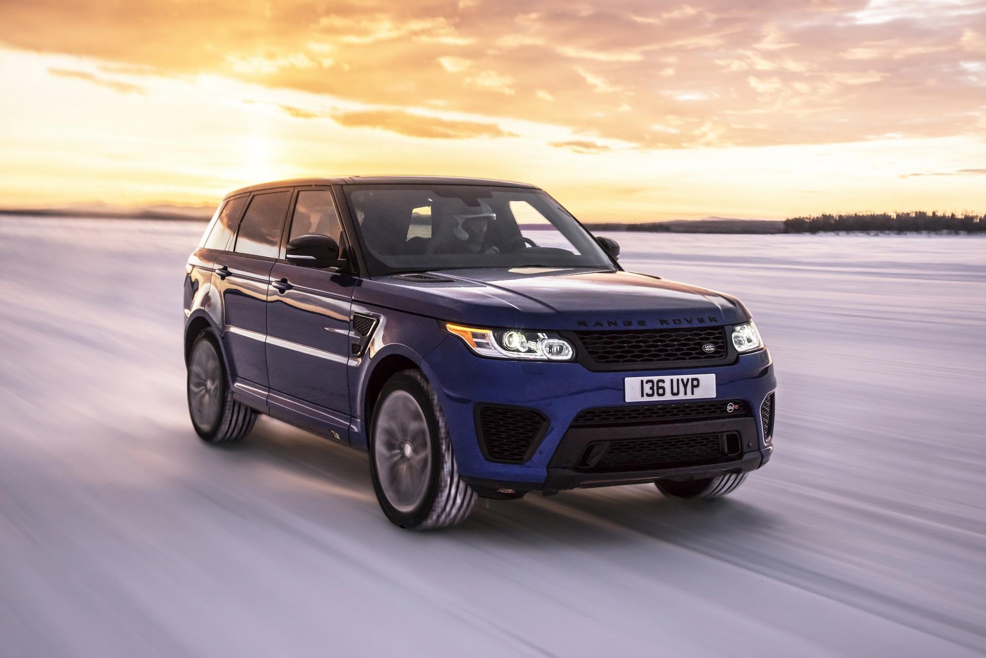 Land Rover Hybrid Engine