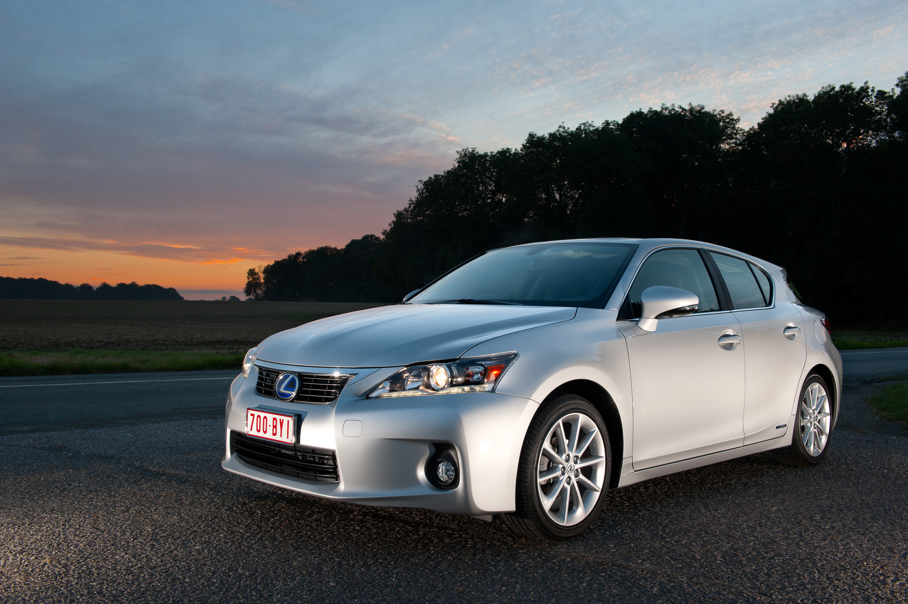 2013 Lexus CT 200h pact Hybrid If It Ain t Broke