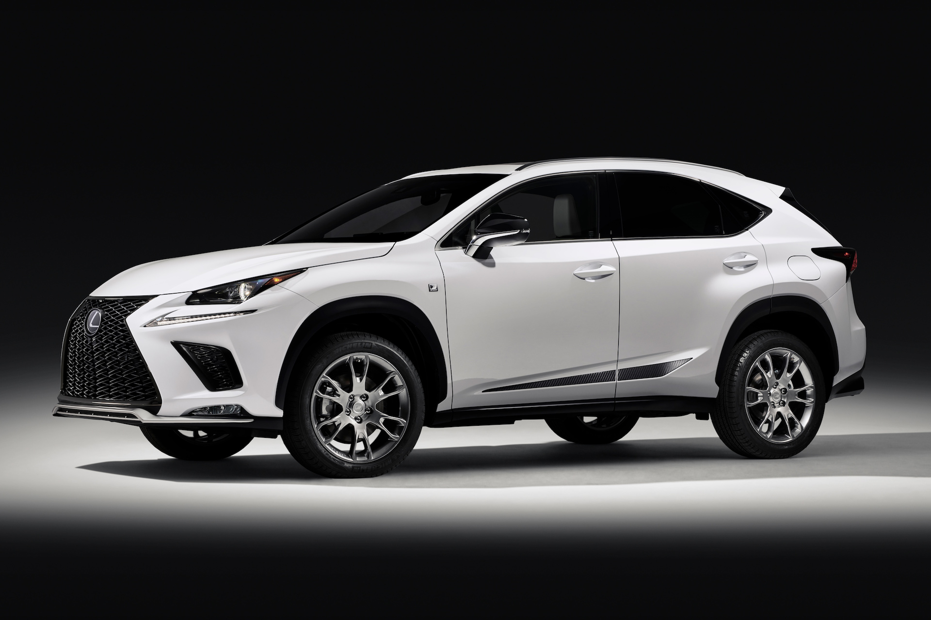 2019 Lexus NX F Sport Black Line Special Edition Is