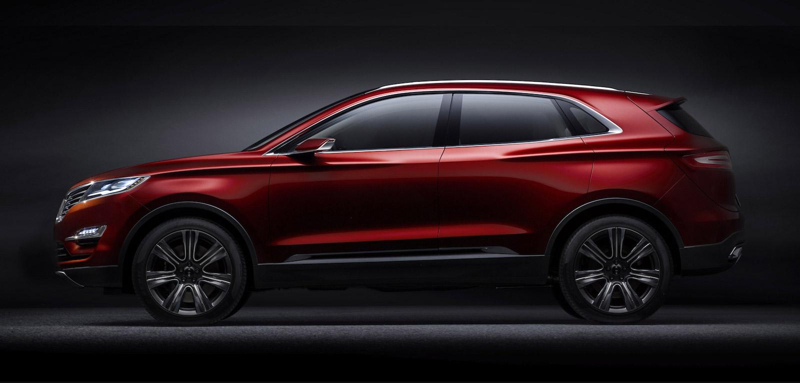 Lincoln Previews Premium Black Label Trim On MKZ And MKC