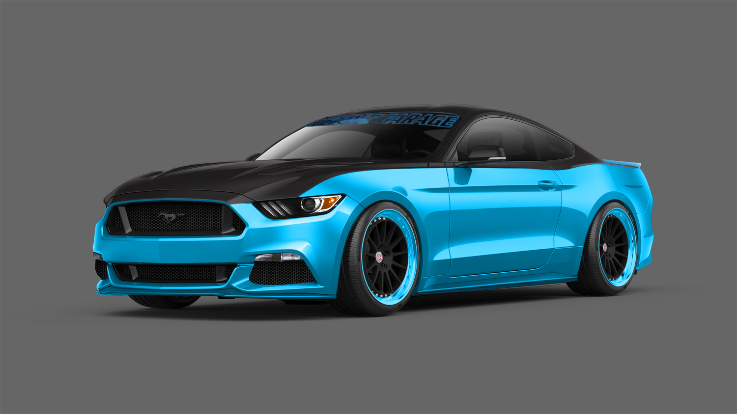 Pettys Garage 2015 Ford Mustang To Be Built In Limited