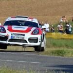 Porsche 718 Cayman Rally Car Concept Makes Debut