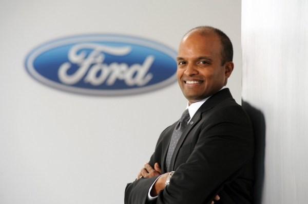 Raj Nair named president of Ford North America