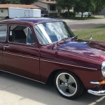 How A Son Tracked Down And Restored His Father S 1967 Volkswagen Type 3