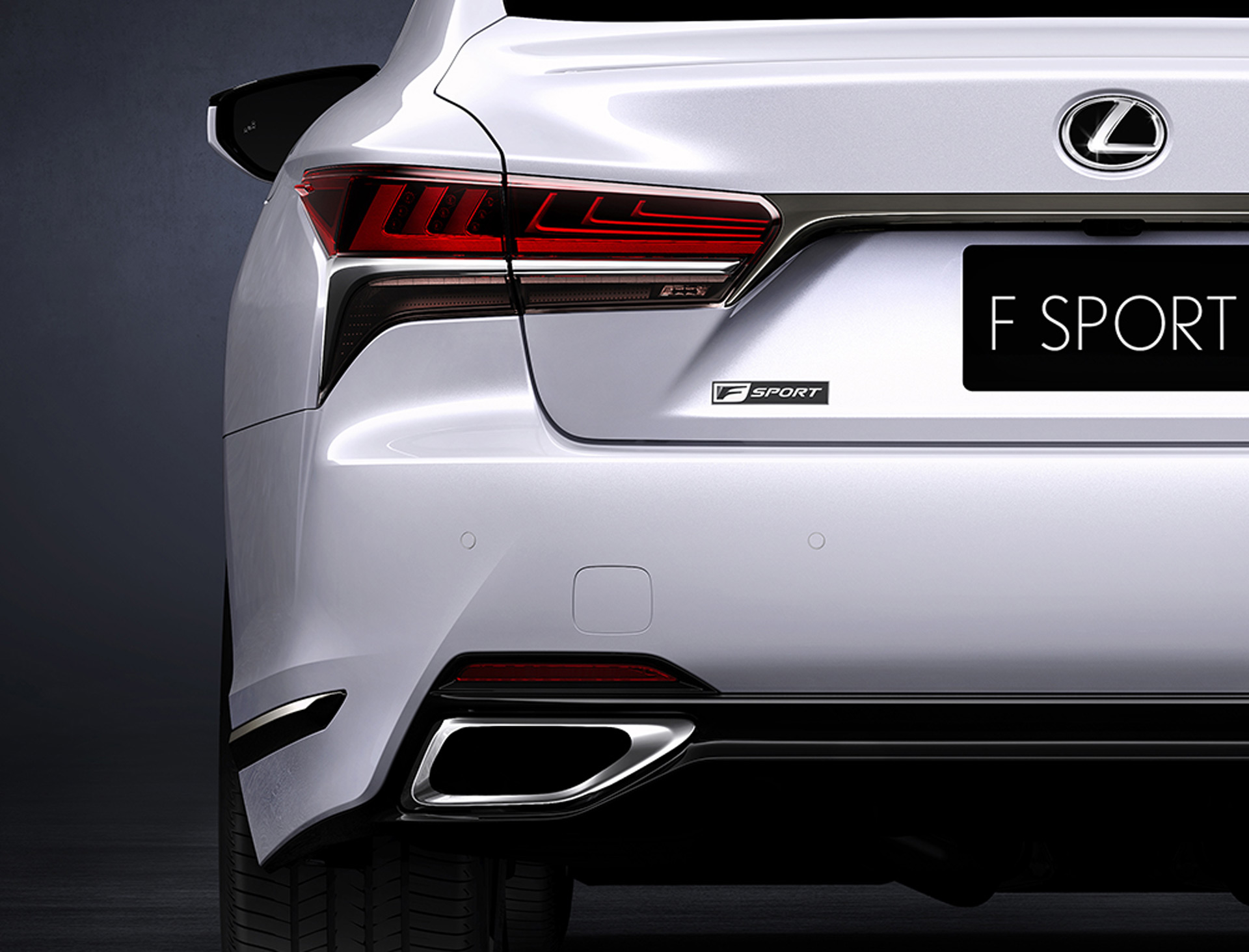 Lexus bringing LS F Sport to 2017 New York auto show
