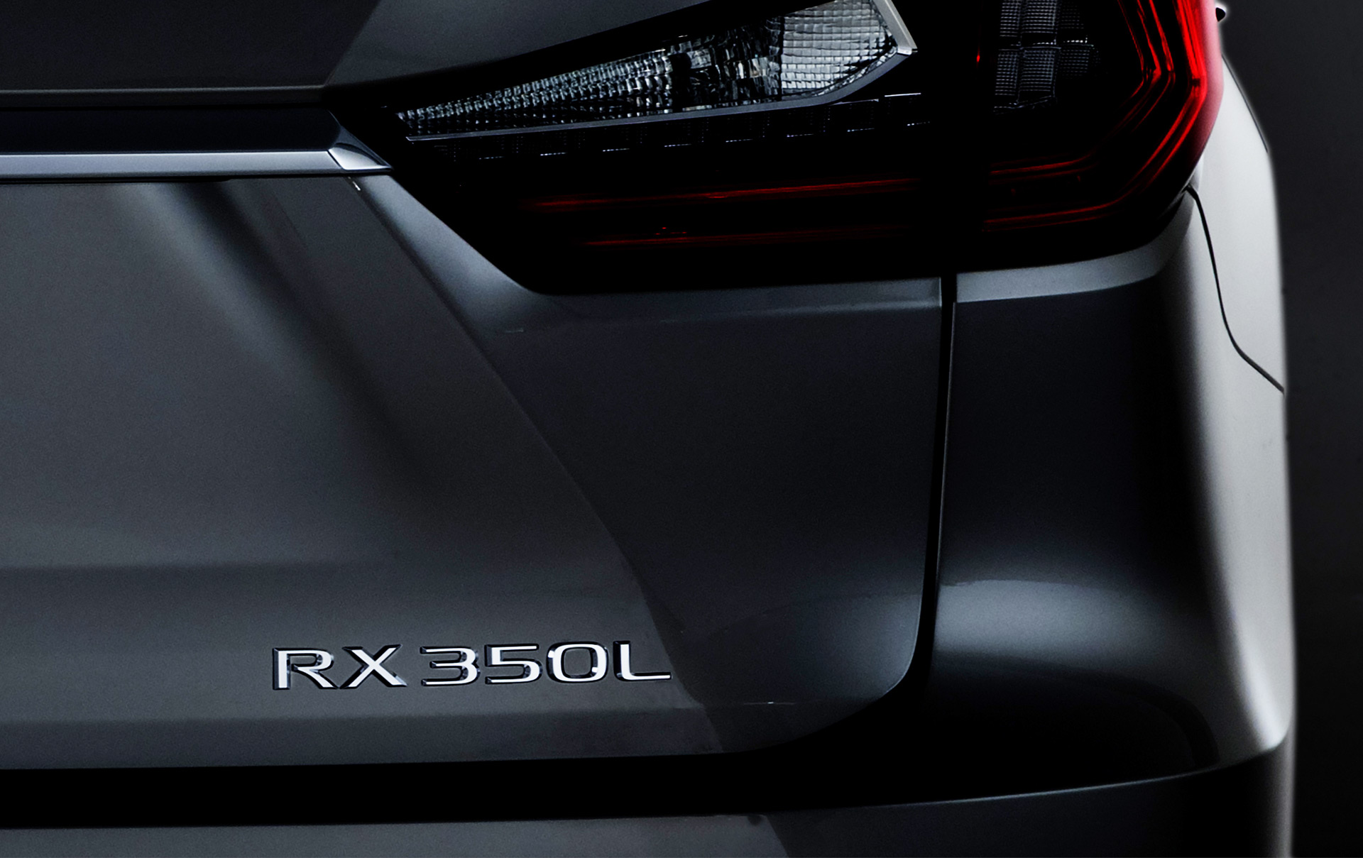 2018 Lexus RX L 3 row SUV to debut at 2017 LA Auto Show