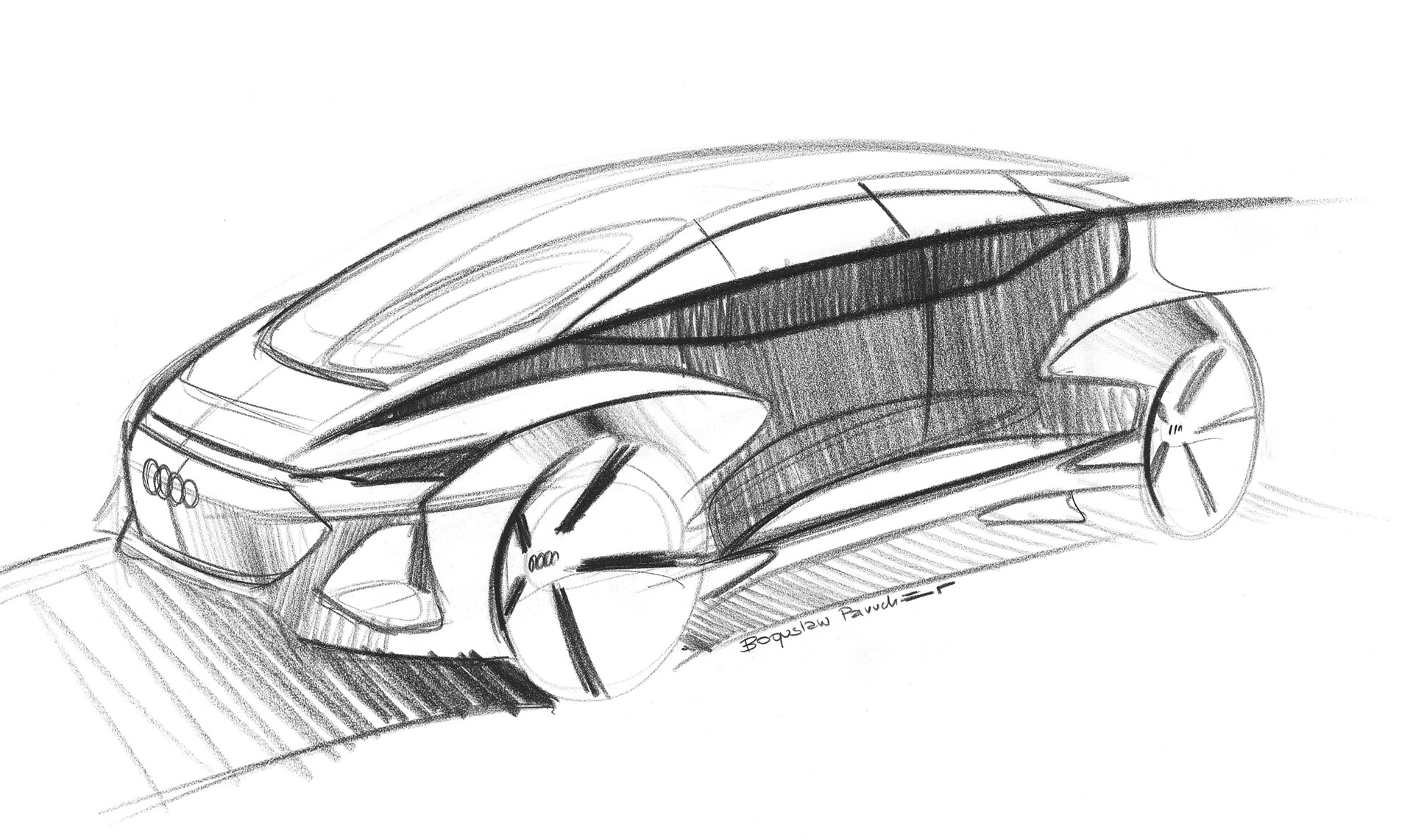 Futuristic Audi Ai Me Concept Pegged For Shanghai