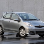 2010 Toyota Yaris Review Ratings Specs Prices And Photos The Car Connection