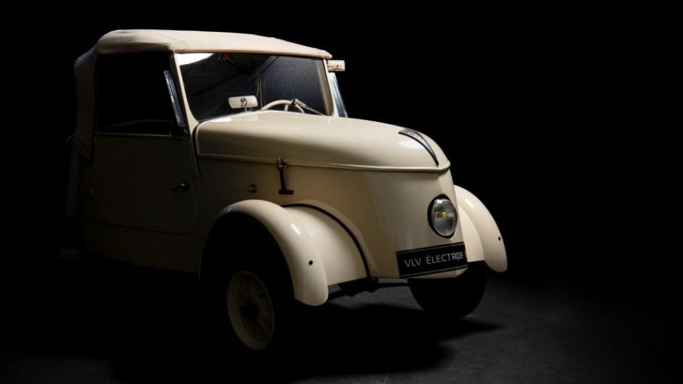 1941 Peugeot VLV