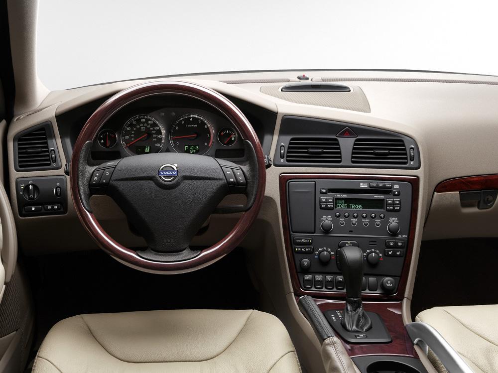 2005 Interior S40 Volvo