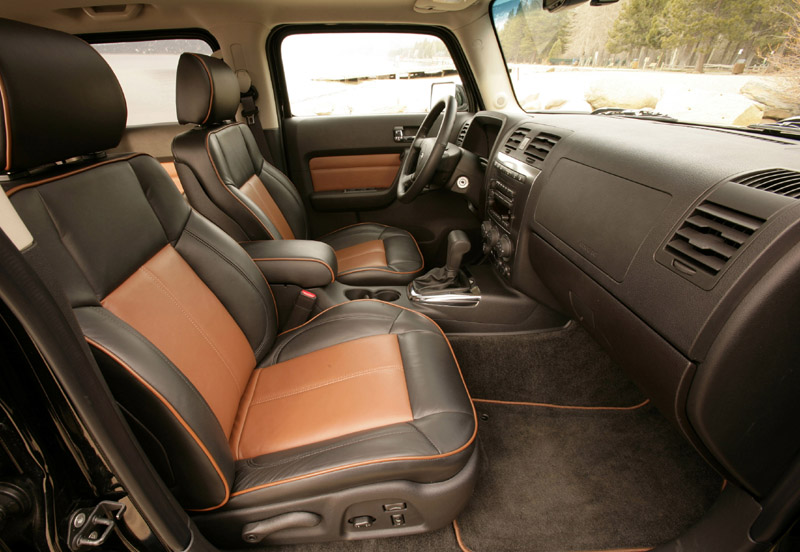 Image 2006 Hummer H3 Interior Size 800 X 552 Type