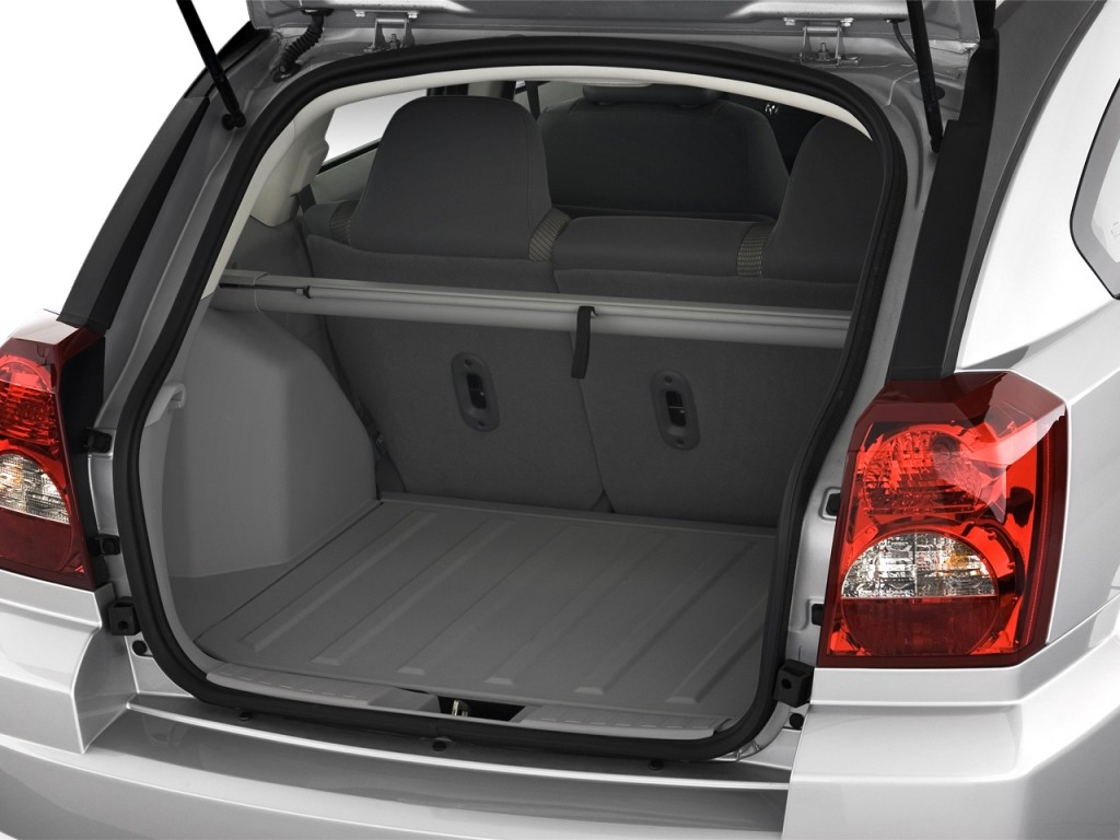 Image 2008 Dodge Caliber 4 Door Hb Sxt Fwd Trunk Size 1024 X 768 Type Gif Posted On