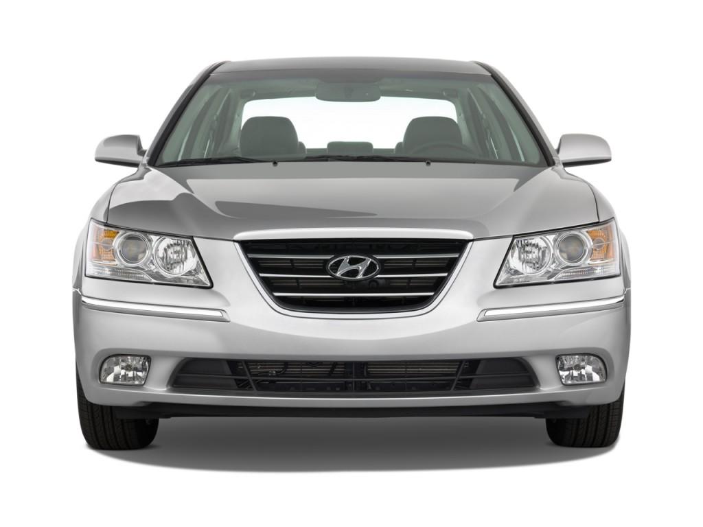 Image 2009 Hyundai Sonata 4 Door Sedan I4 Auto Limited