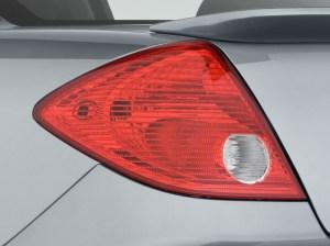 Image: 2009 Pontiac G6 4door Sedan w1SV Tail Light, size