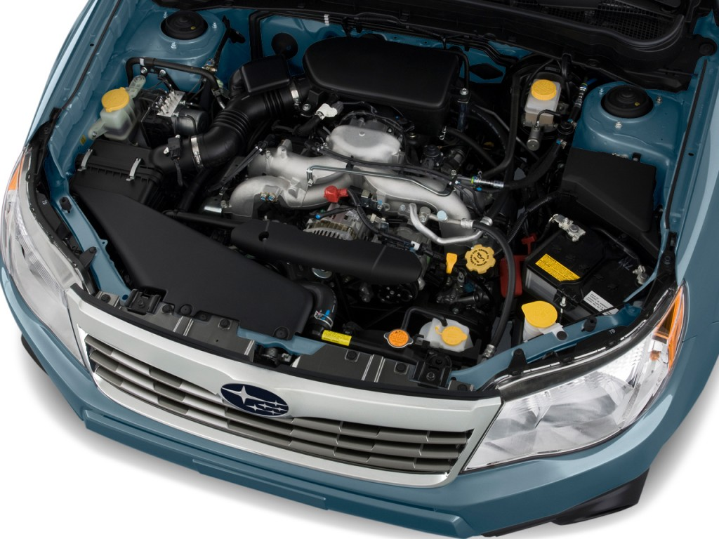 Image 2011 Subaru Forester 4 Door Auto 2 5x Engine Size
