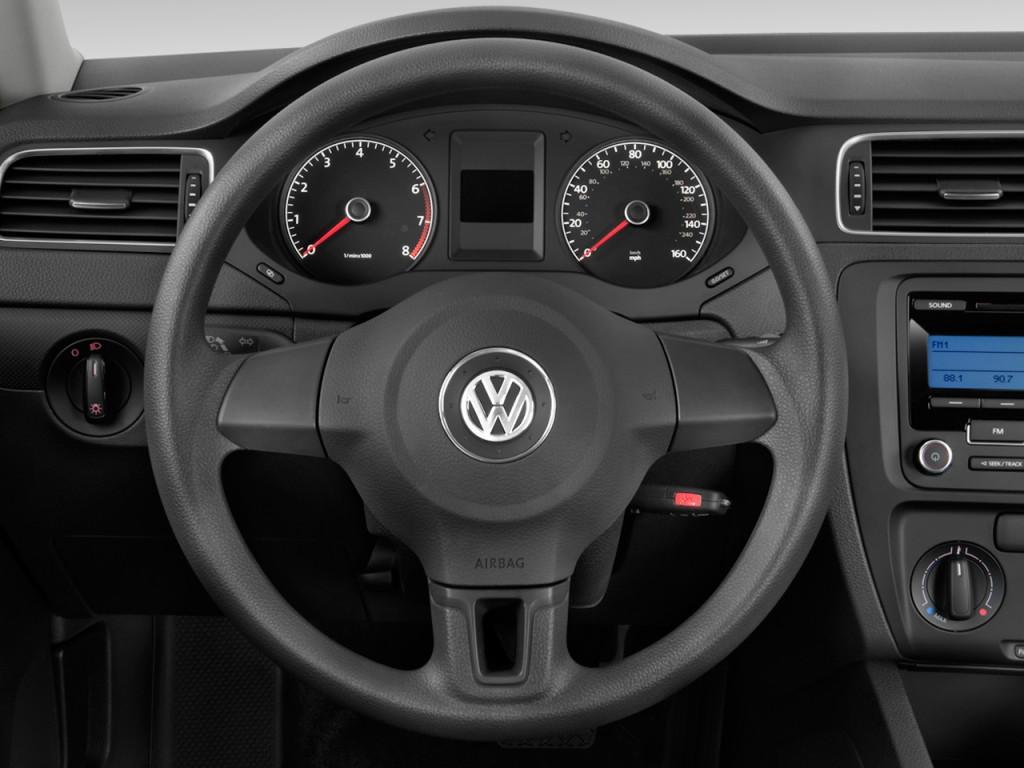 Image 2011 Volkswagen Jetta Sedan 4 Door Auto S Steering