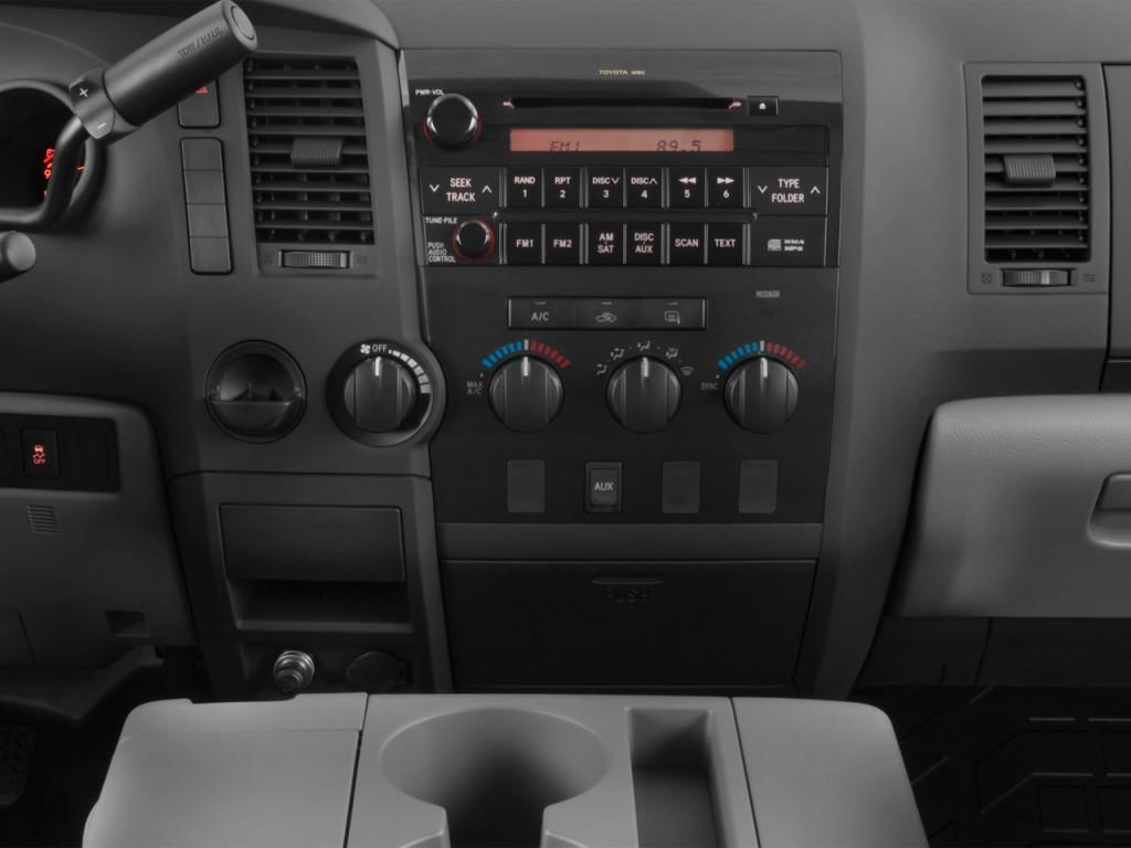 Image 2012 Toyota Tundra Instrument Panel Size 1024 X