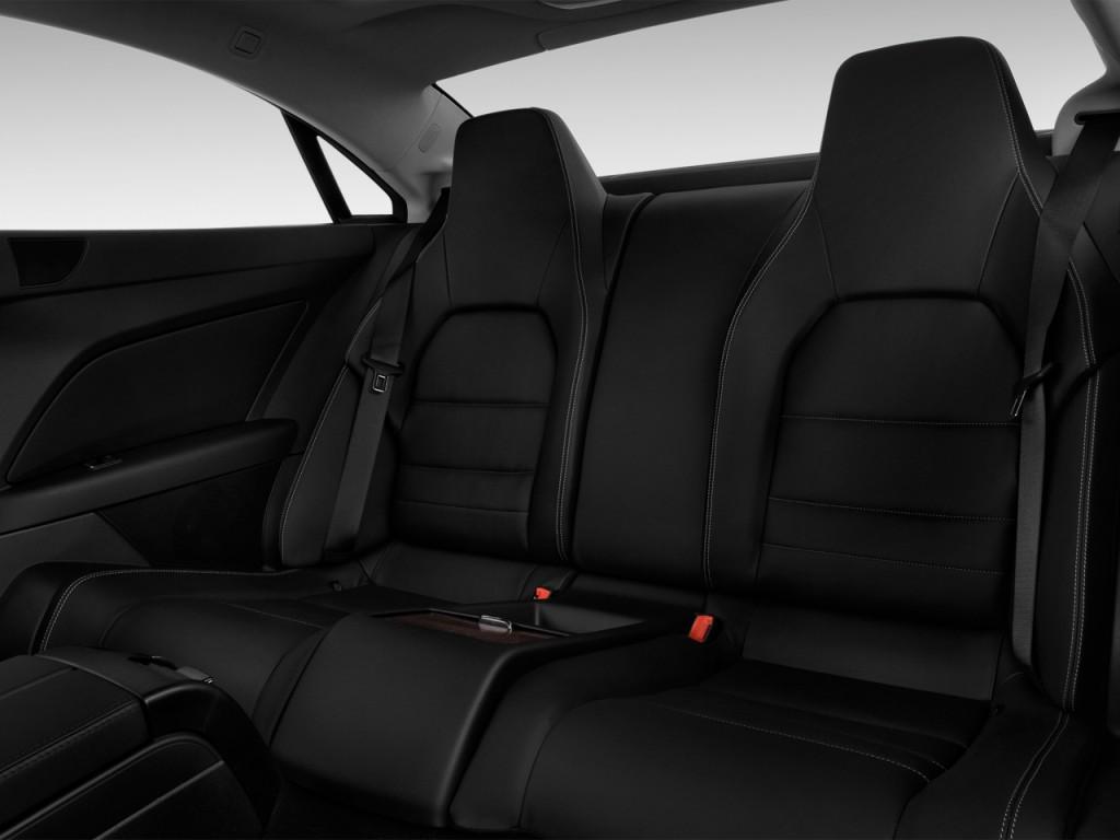 Image 2013 Mercedes Benz E Class 2 Door Coupe E350 Rwd