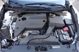 Image: 2016 Nissan Altima 25SL, size: 1024 x 682, type