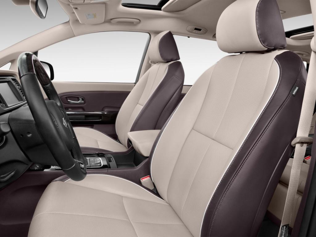 Image 2017 Kia Sedona L Fwd Front Seats Size 1024 X 768