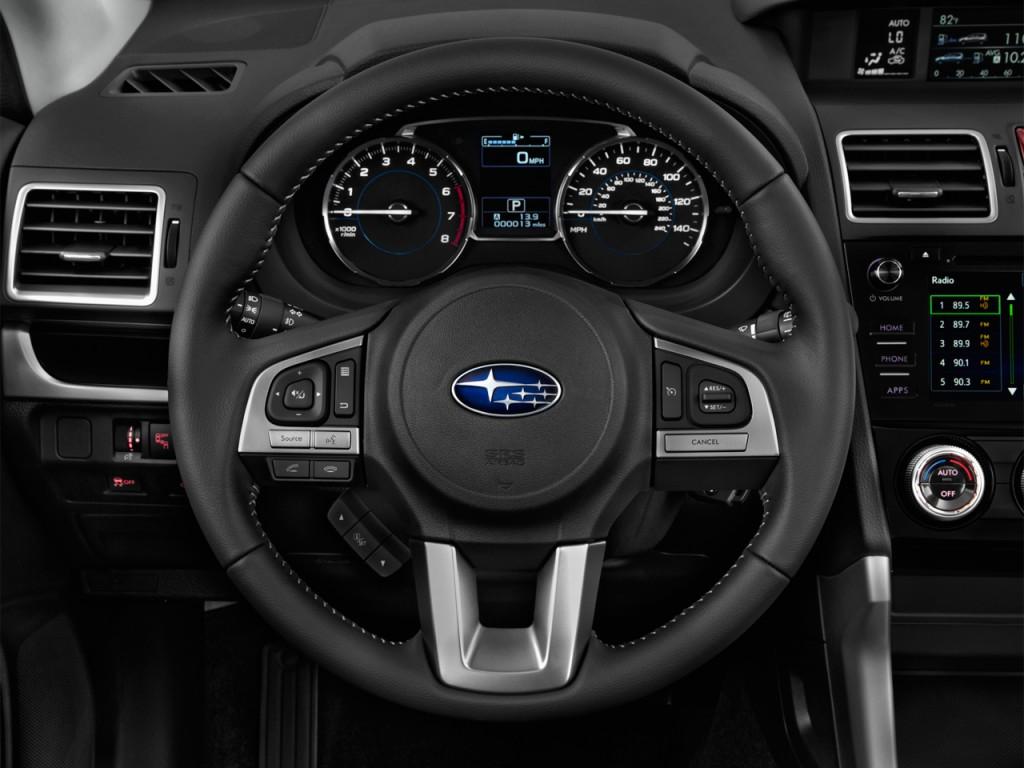 Image 2017 Subaru Forester 2 5i Limited Cvt Steering
