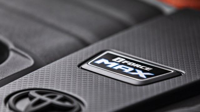 2022 Toyota Tundra's new iForce Max powertrain