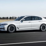 2021 Bmw 5 Series Review Ratings Specs Prices And Photos The Car Connection