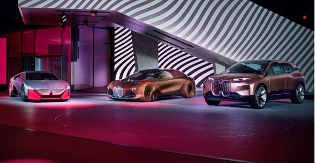 BMW Vision M Next ile ilgili görsel sonucu