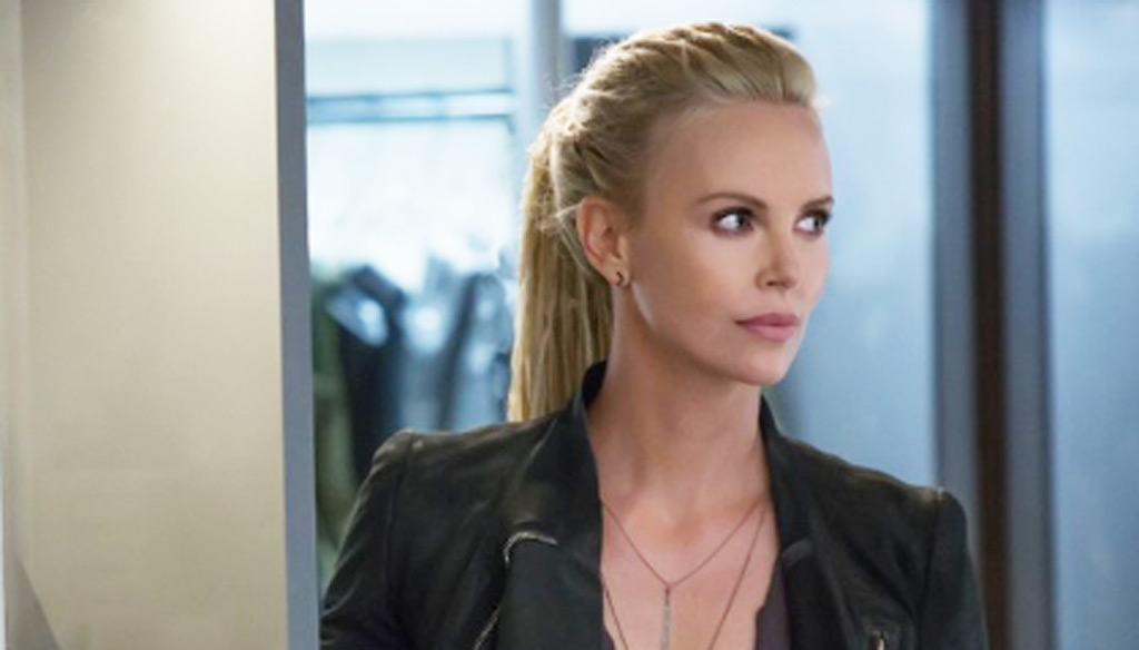 Charlize Theron Revealed As Fast 8 Villain Cipher