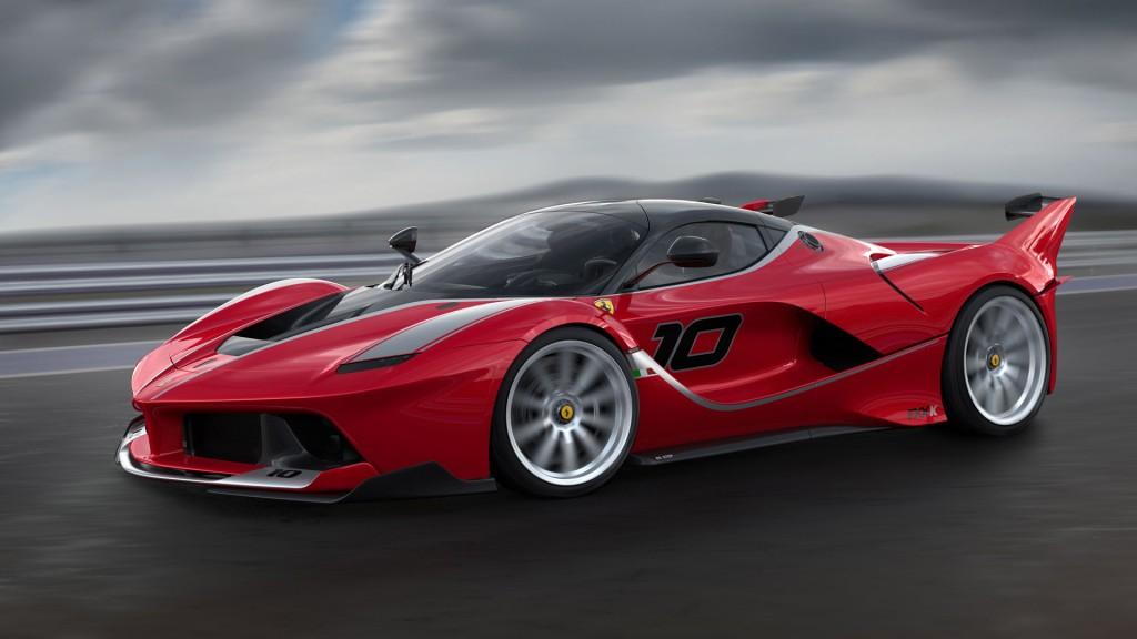 Image Ferrari LaFerrari FXX K Size 1024 X 576 Type